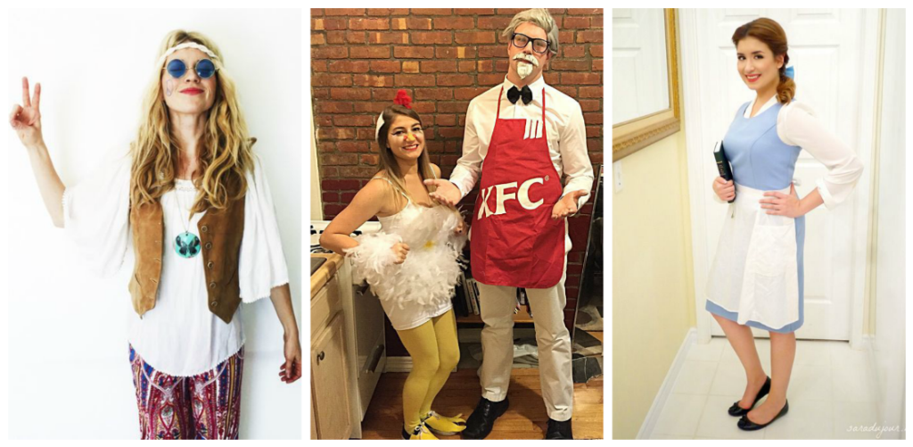 If you waited until the week before Halloween to decide on a costume have no fear. Thereu0027s still plenty of time to assemble the perfect ensemble ...  sc 1 st  Country Living Magazine & Most Popular DIY Halloween Costumes 2017 - Best Halloween Costume ...