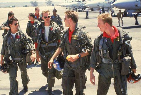 'Top Gun 2' Sequel Cast, News & Spoilers - Top Gun ...