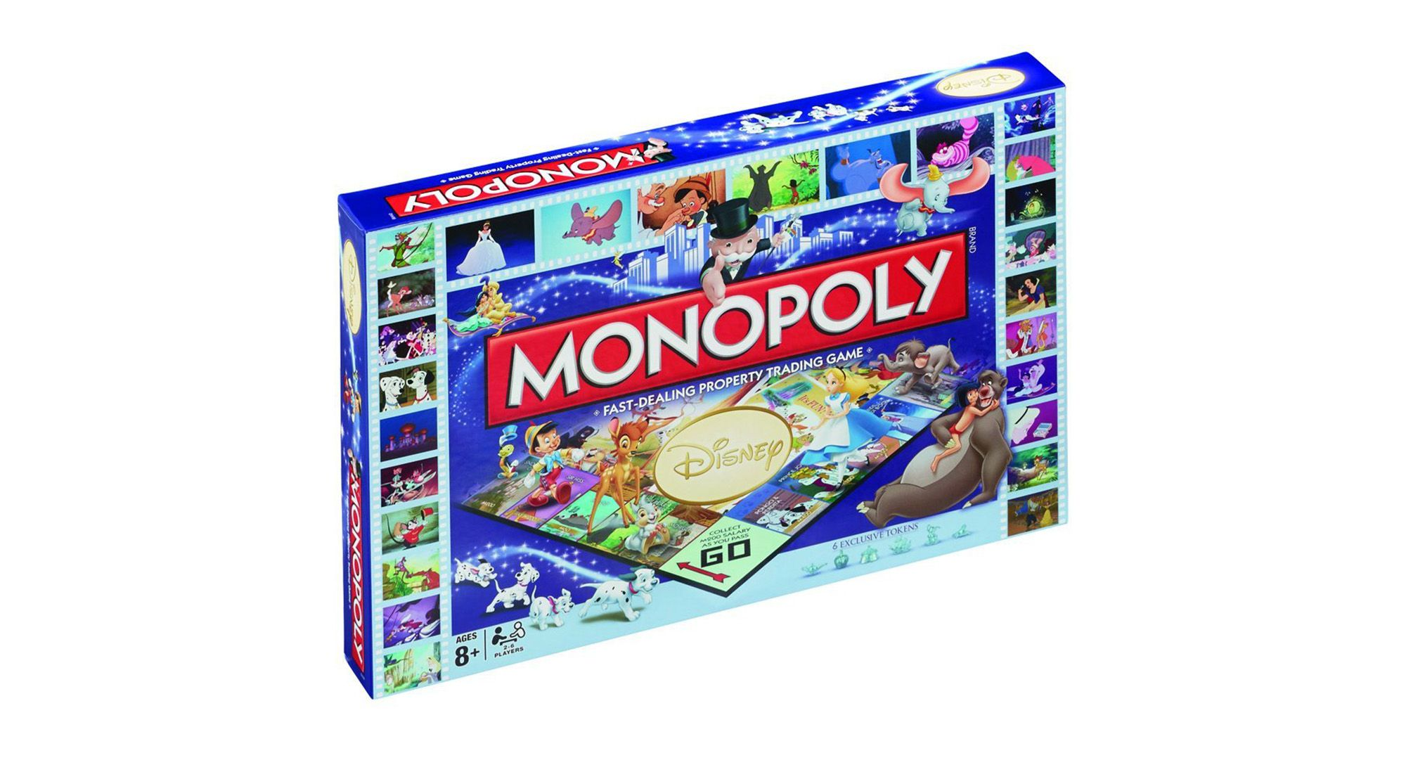 Disney Classic Monopoly Exists—and Its Here for Family Game Night