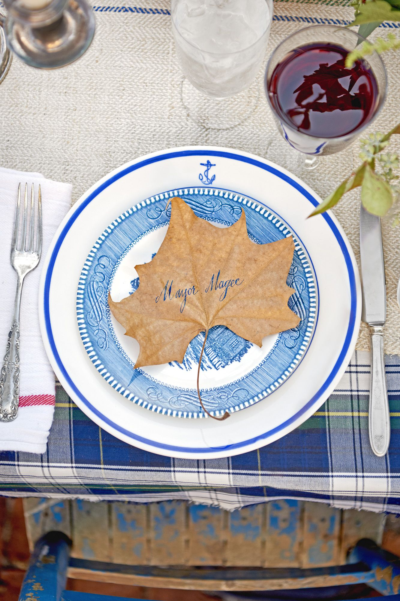 45+ Thanksgiving Table Settings - Thanksgiving Tablescapes & Decoration Ideas