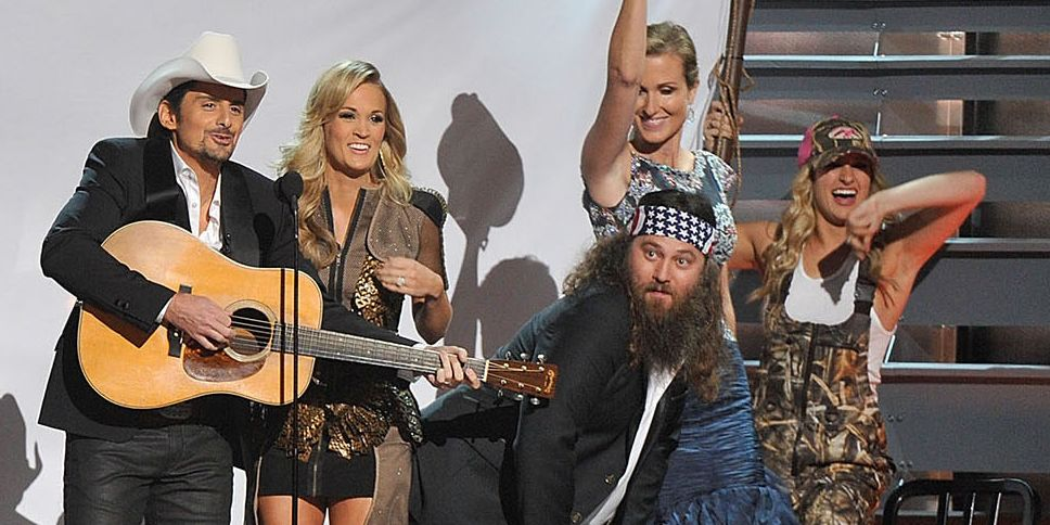 cma awards most awkward moments