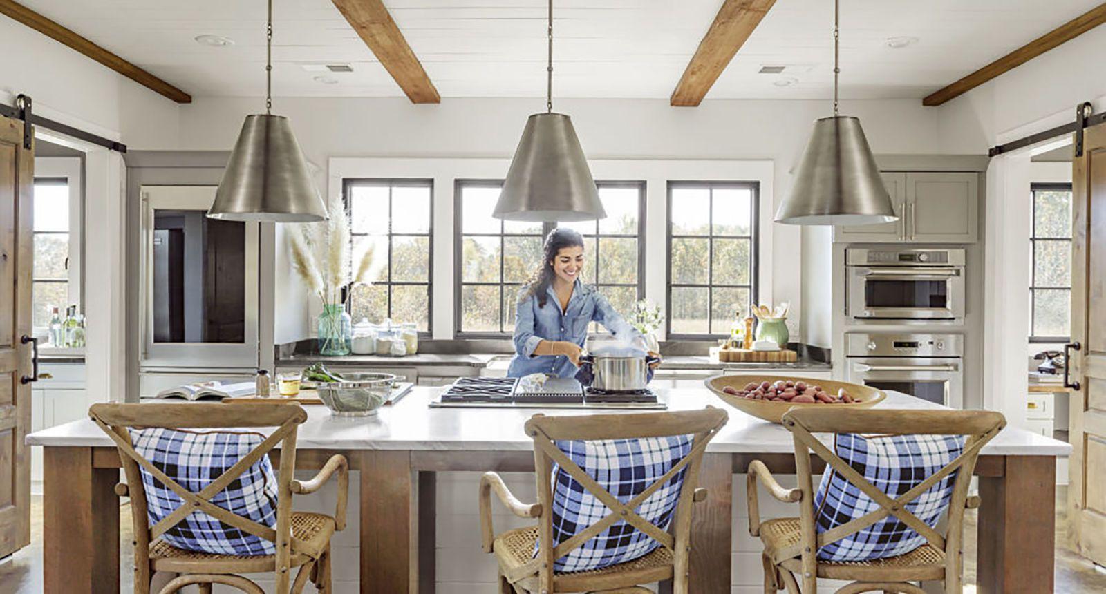 image & 50+ Best Kitchen Island Ideas - Stylish Designs for Kitchen Islands