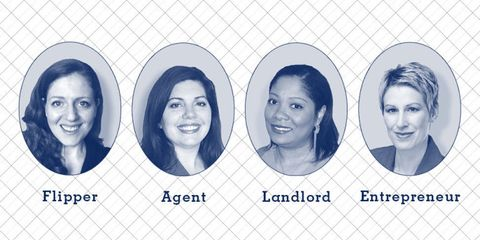 careers in real estate profiles