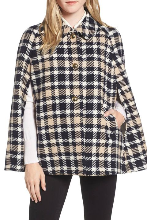 Clothing, Plaid, Tartan, Pattern, Sleeve, Collar, Outerwear, Design, Neck, Button,
