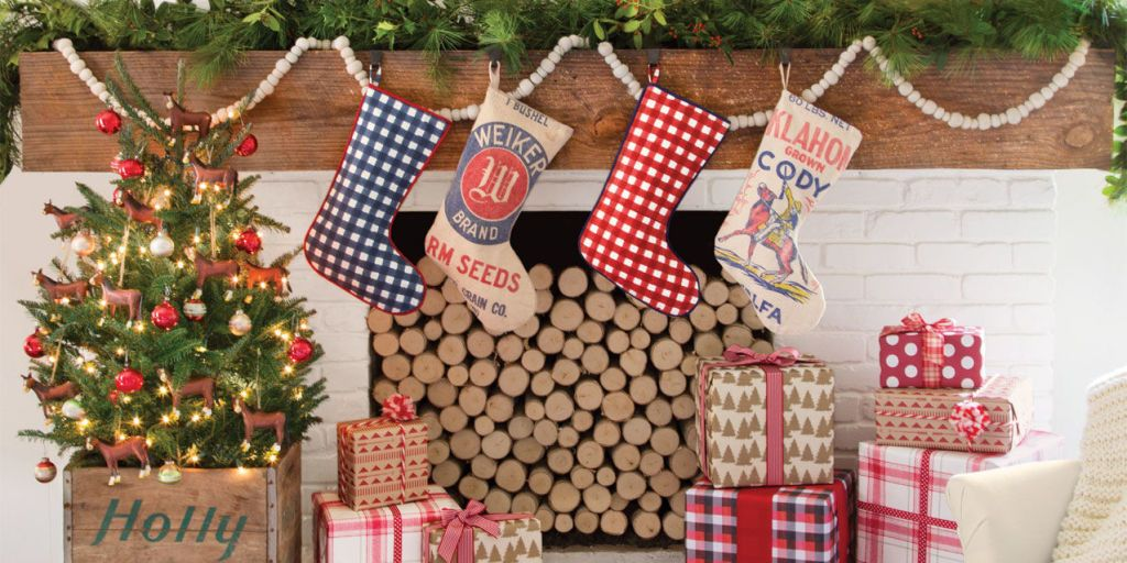 Exceptionnel Country Christmas Decorations