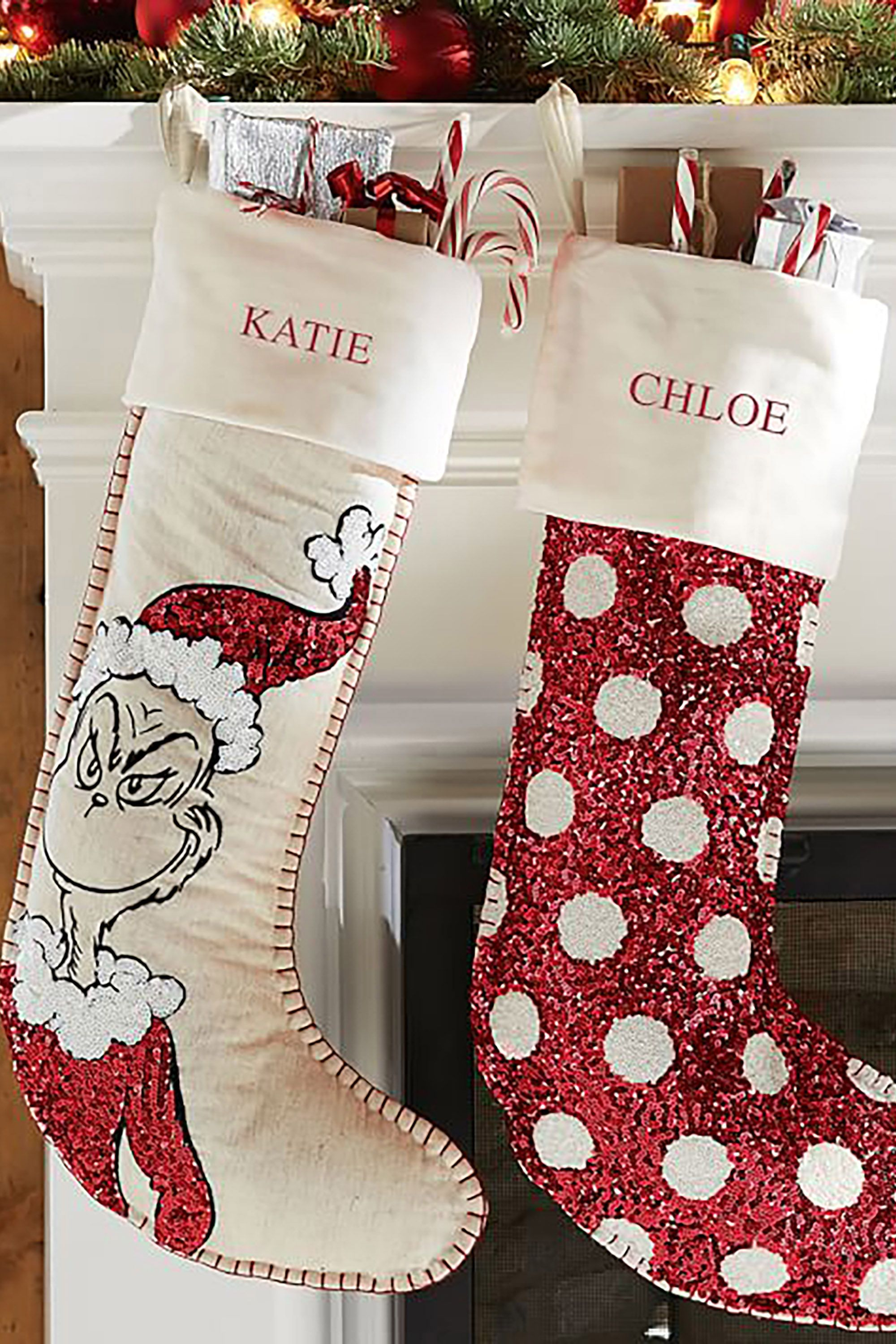 decorations stocking fireplace home fun stylish stockings culture holders best christmas at life for
