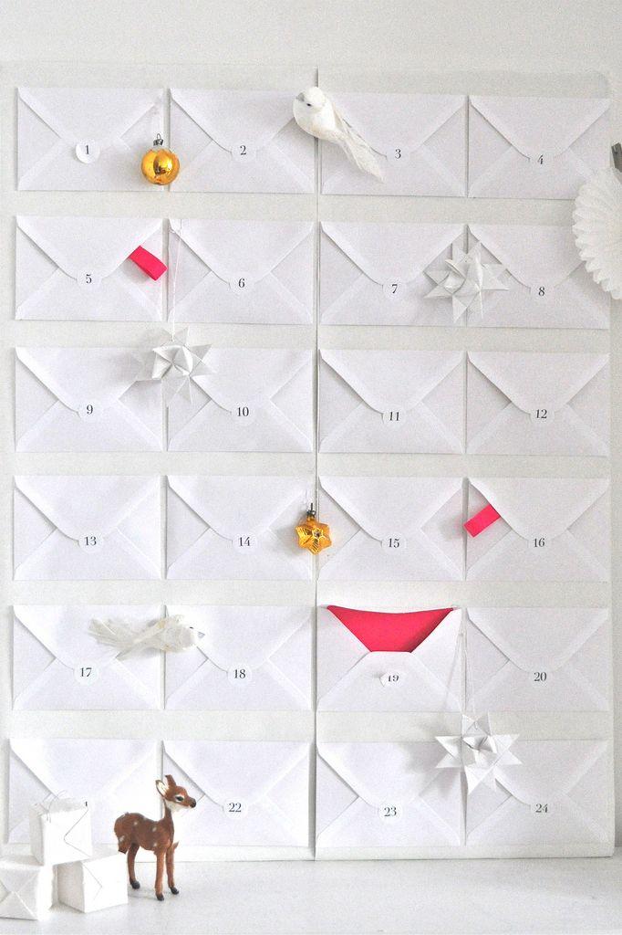 33 Diy Advent Calendar Ideas Homemade Christmas Advent Calendars