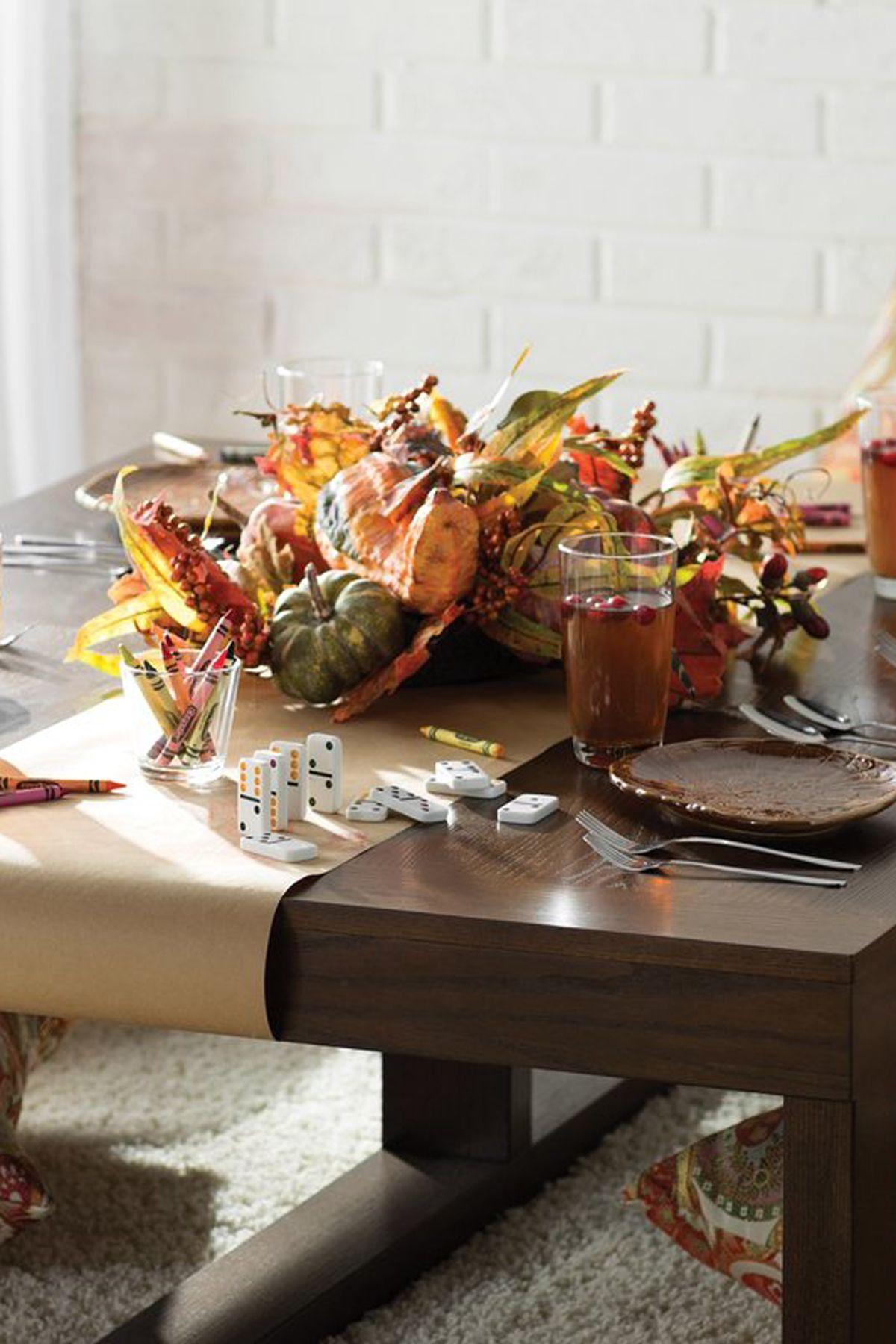 50 Diy Thanksgiving Centerpieces Thanksgiving Table Decor