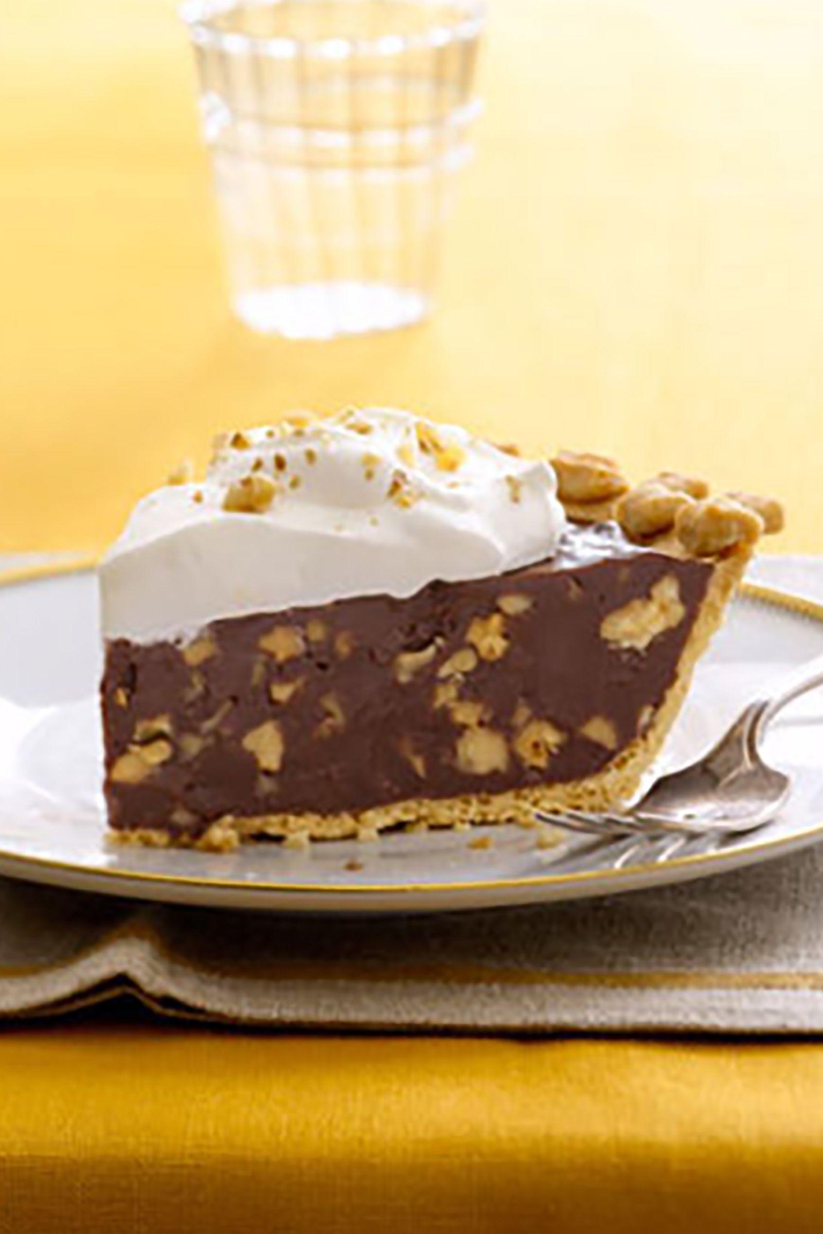 18 easy chocolate pie recipes - how to make chocolate pies
