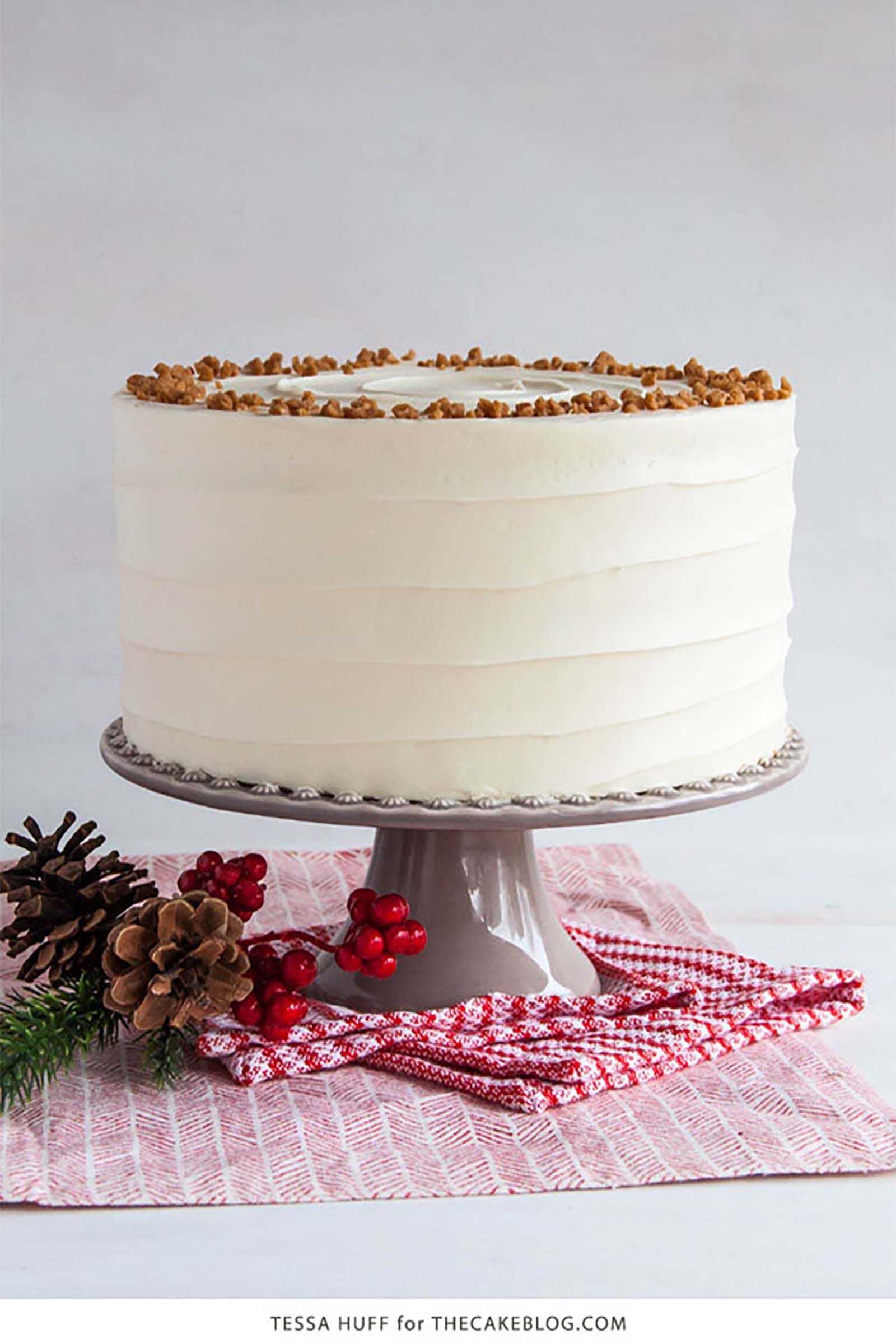 31 Best Christmas Cakes - Easy Recipes for Christmas Cake