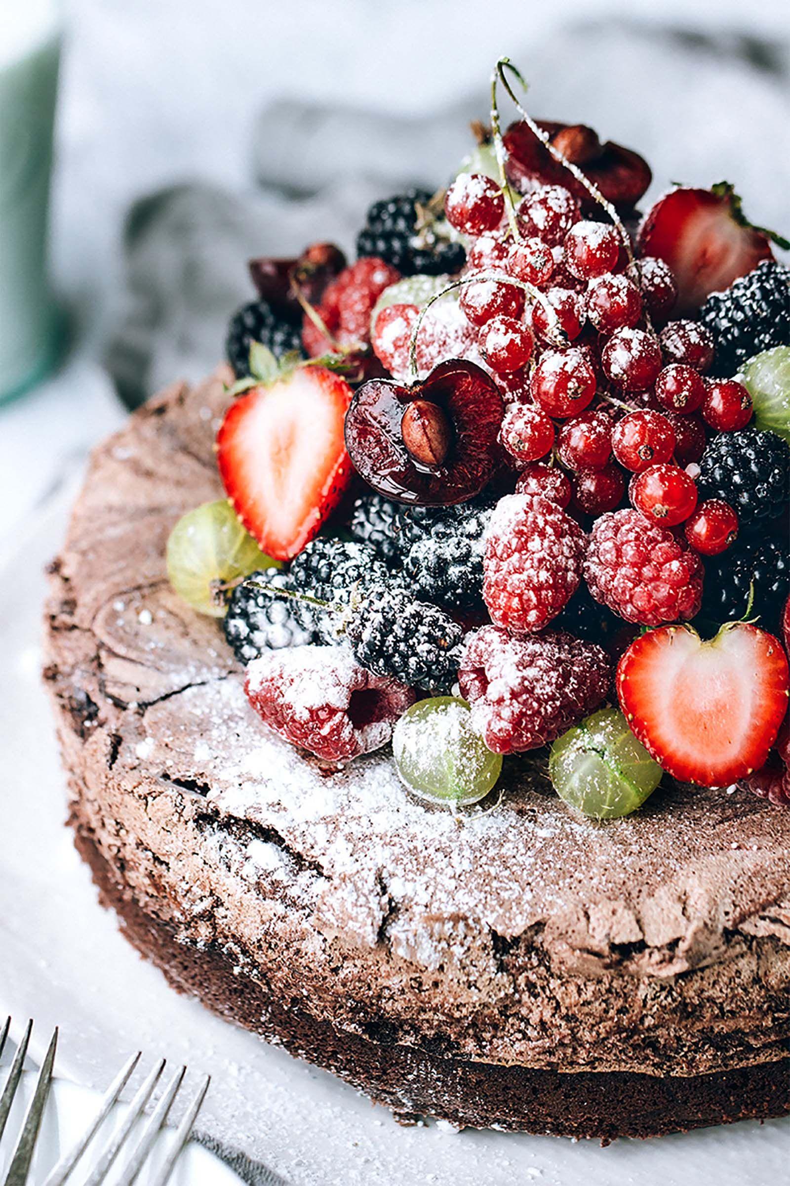 38 Best Christmas Cakes Easy Recipes for Christmas Cake