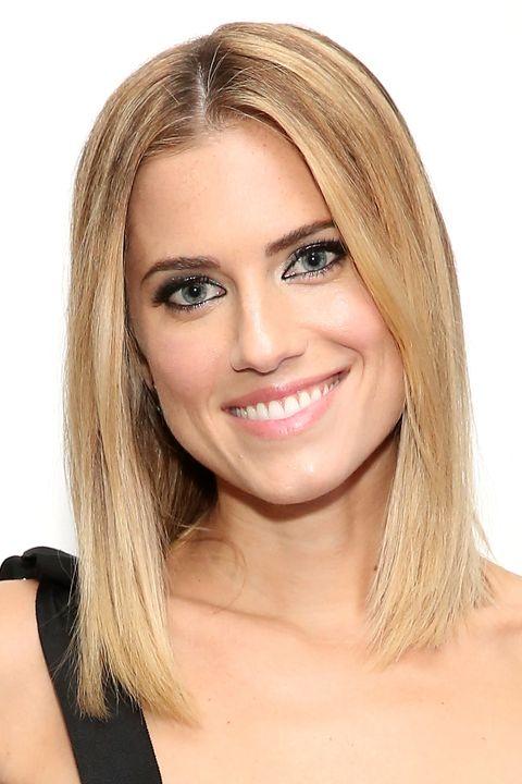 Hair, Face, Blond, Eyebrow, Hairstyle, Chin, Layered hair, Skin, Forehead, Head,