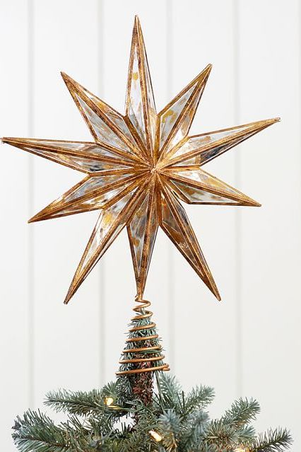20 Unique Christmas Tree Toppers Cool Ideas For Tree Toppers