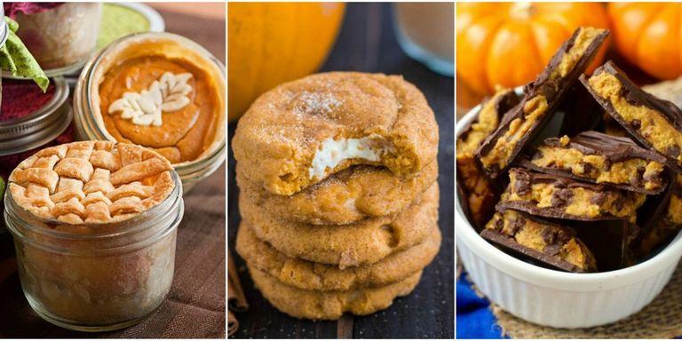 55 easy pumpkin dessert recipes sweet fall pumpkin desserts best pumpkin dessert ideas forumfinder Images