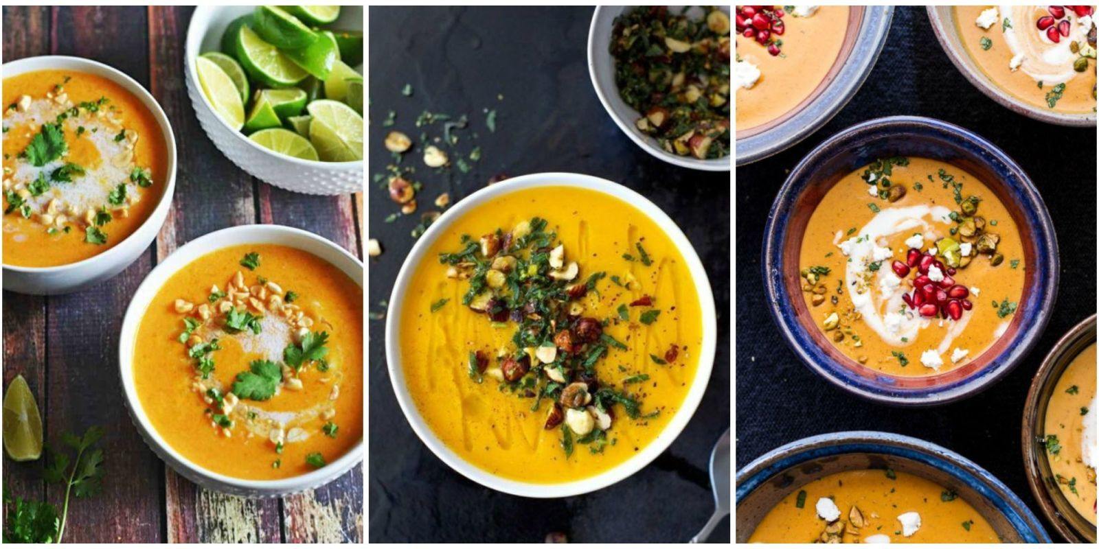 Butternut Squash Soups Recipes