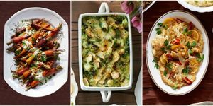 best vegetable side dishes for thanksgiving and christmas