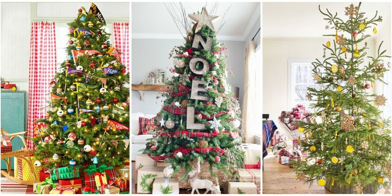 Whether Your Tree At Home Is Real Or Artificial You Ll Find Inspiration For Decorating The Centerpiece Of Holiday