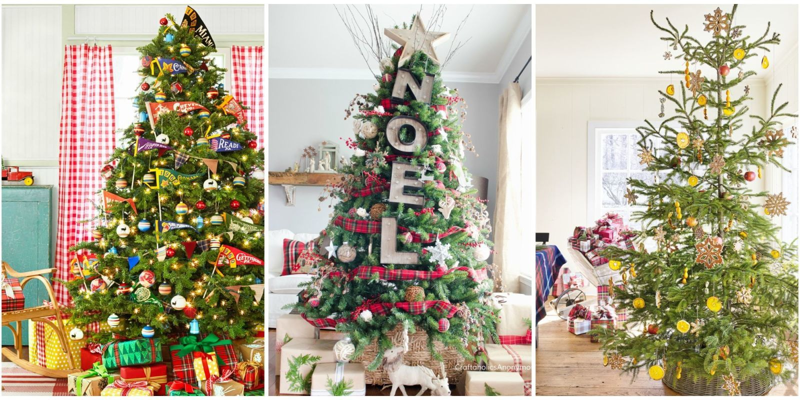 Whether Your Tree At Home Is Real Or Artificial, Youu0027ll Find Inspiration  For Decorating The Centerpiece Of Your Holiday Home.