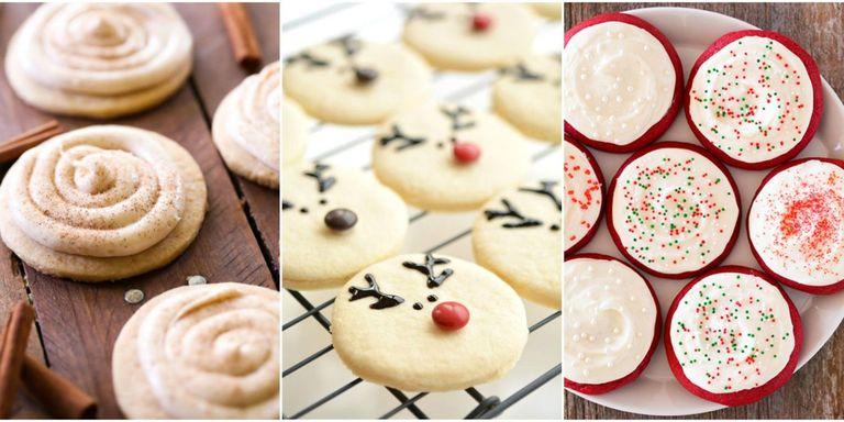 25 easy christmas sugar cookies recipes decorating ideas for sugar cookie recipes christmas forumfinder Choice Image