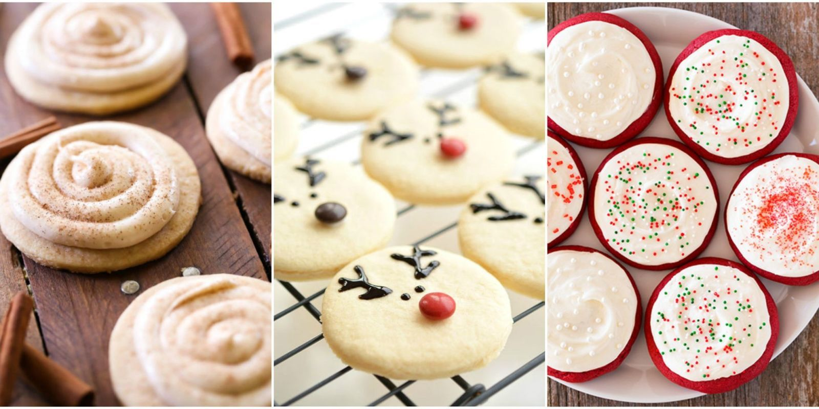 Sugar Cookie Recipes, Christmas