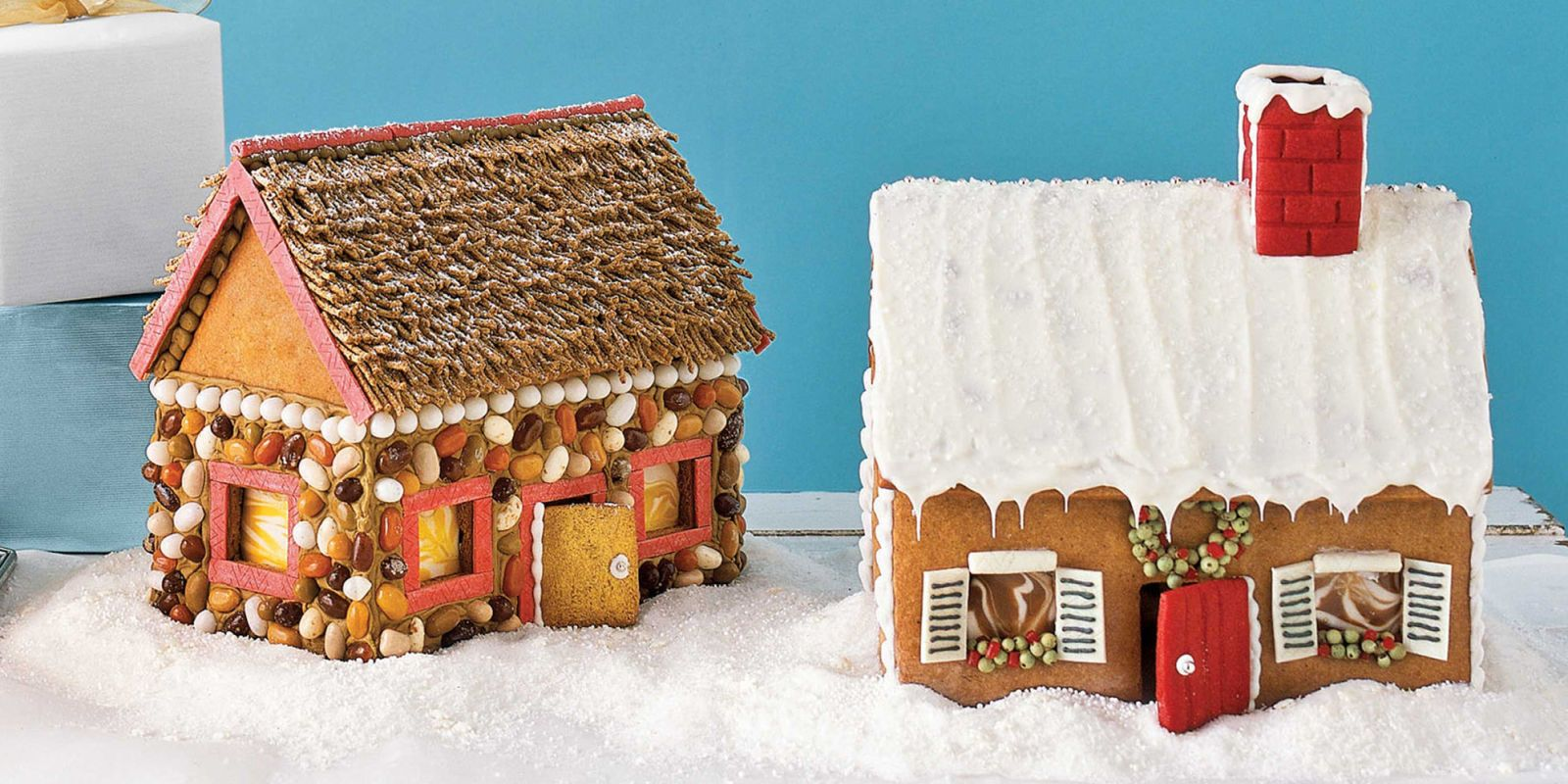 Charmant Best Gingerbread Houses