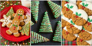 yummy gingerbread cookie recipes