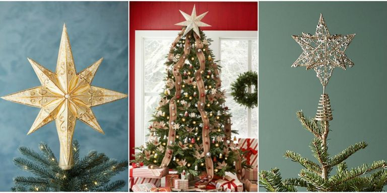20 Unique Christmas Tree Toppers - Cool Ideas for Tree Toppers