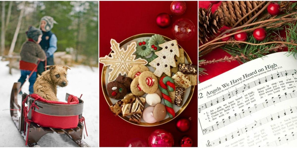 12 Fun Family Christmas Party Ideas