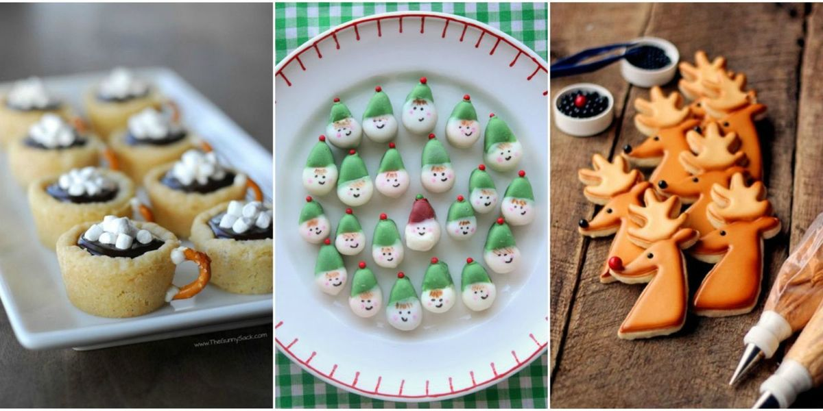 25 Easy Christmas Treats Ideas
