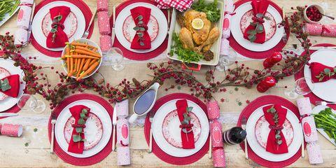 6 easy christmas dinner menu ideas complete christmas dinner menus