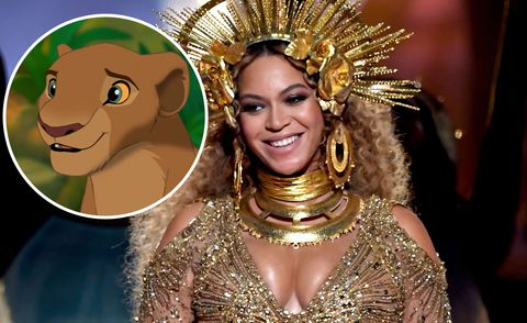 e8a8873d876 Disney s Lion King live-action remake will star Beyoncé