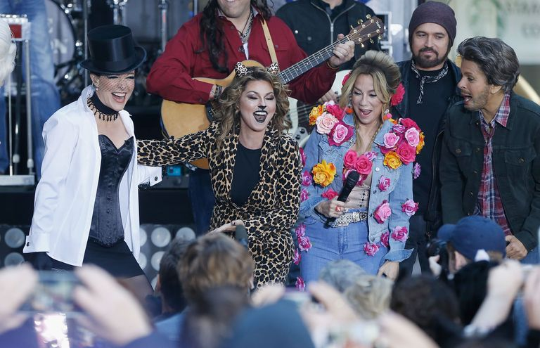 The 'Today' Show Dressed Up as Your Favorite Country Stars for ...