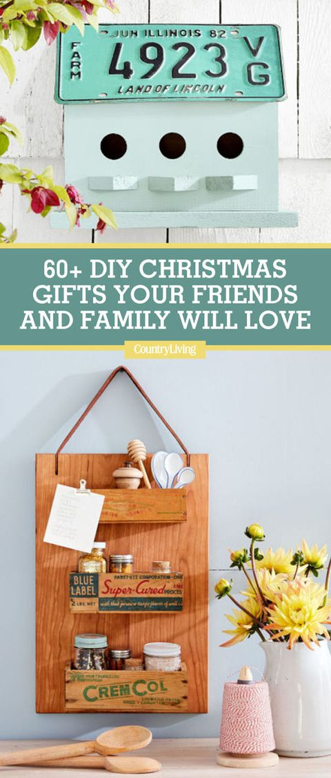 diy craft ideas for christmas gifts 60 diy gifts craft ideas for 7662