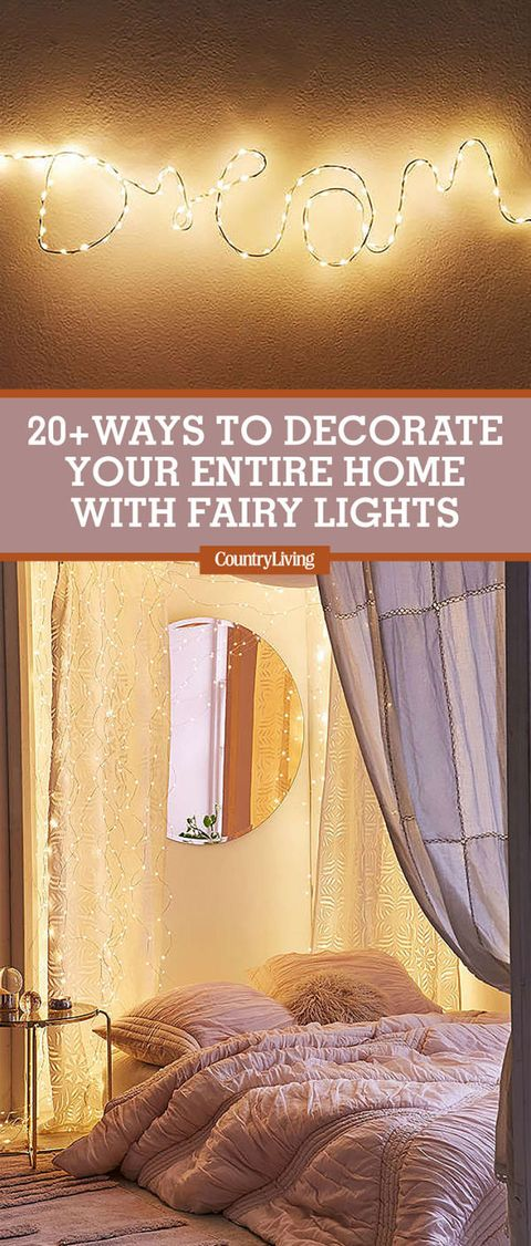 Led Christmas Lights For Room.24 Ways To Decorate Your Home With Christmas Lights