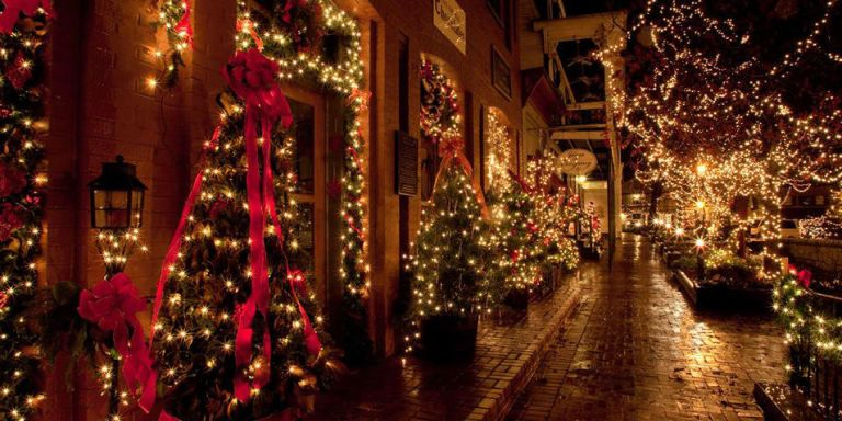 9 Reasons You Should Celebrate Christmas In Dahlonega Ga