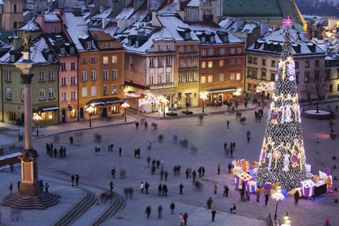 20 Christmas Traditions From Around The World Incorporating Christmas Traditions From Travels
