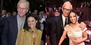 Julia Louis Dreyfus and Brad Hall's marriage