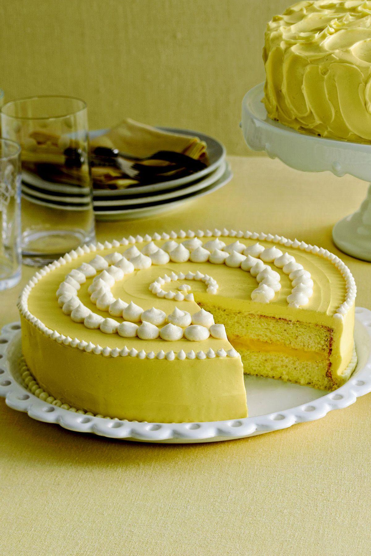 65 Best Homemade Cake Recipes