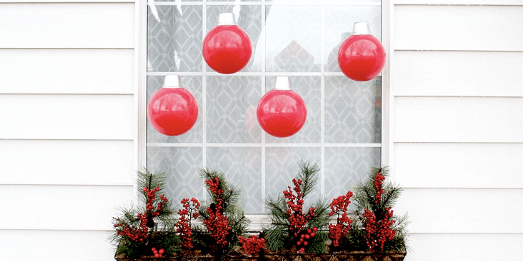 35+ Outdoor Christmas Decorations - Ideas for Outside Christmas ...