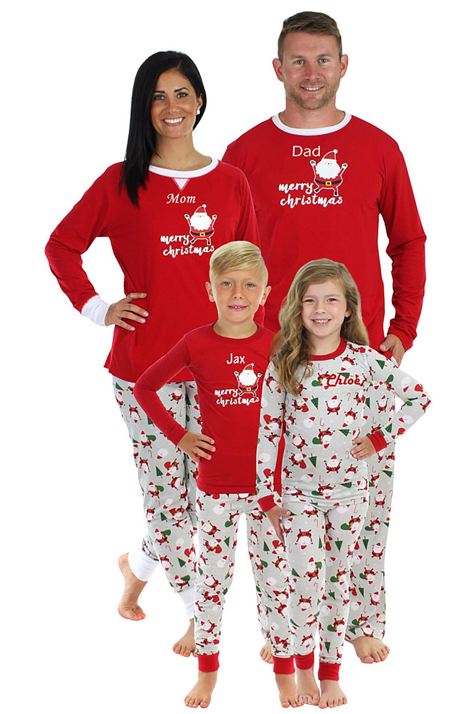 15 Matching Family Christmas Pajamas - Cute Holiday Pajamas Sets for ...