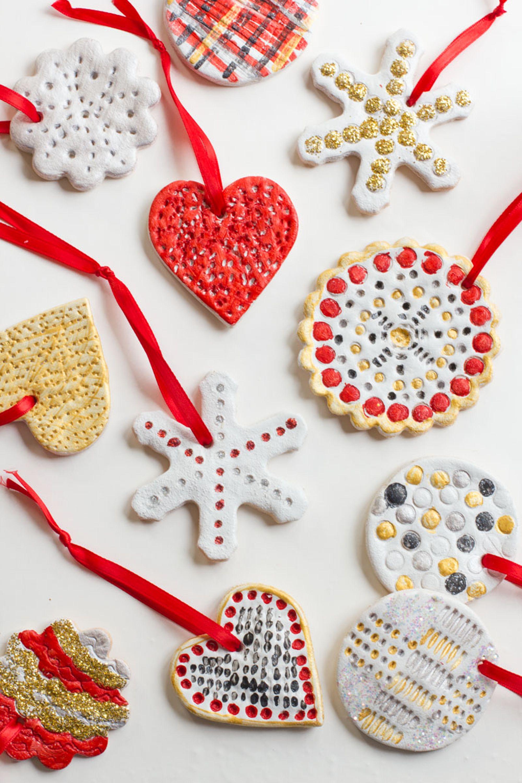 20+ Salt Dough Ornament Ideas - How to Make Salt Dough Christmas ...
