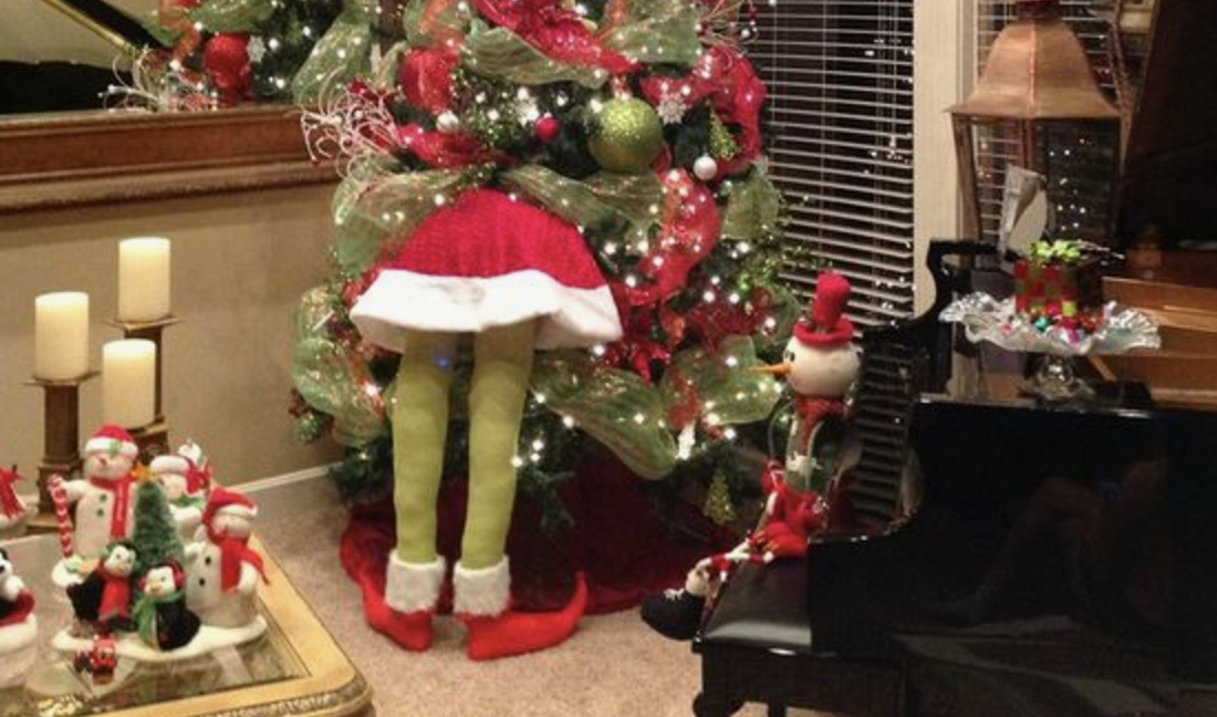 - Grinch Christmas Decorating Ideas - Grinch Christmas Trees