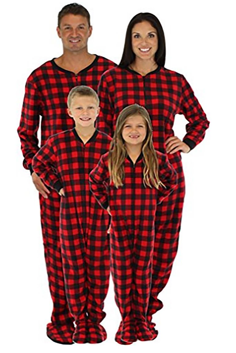 15 Matching Family Christmas Pajamas - Cute Holiday ...
