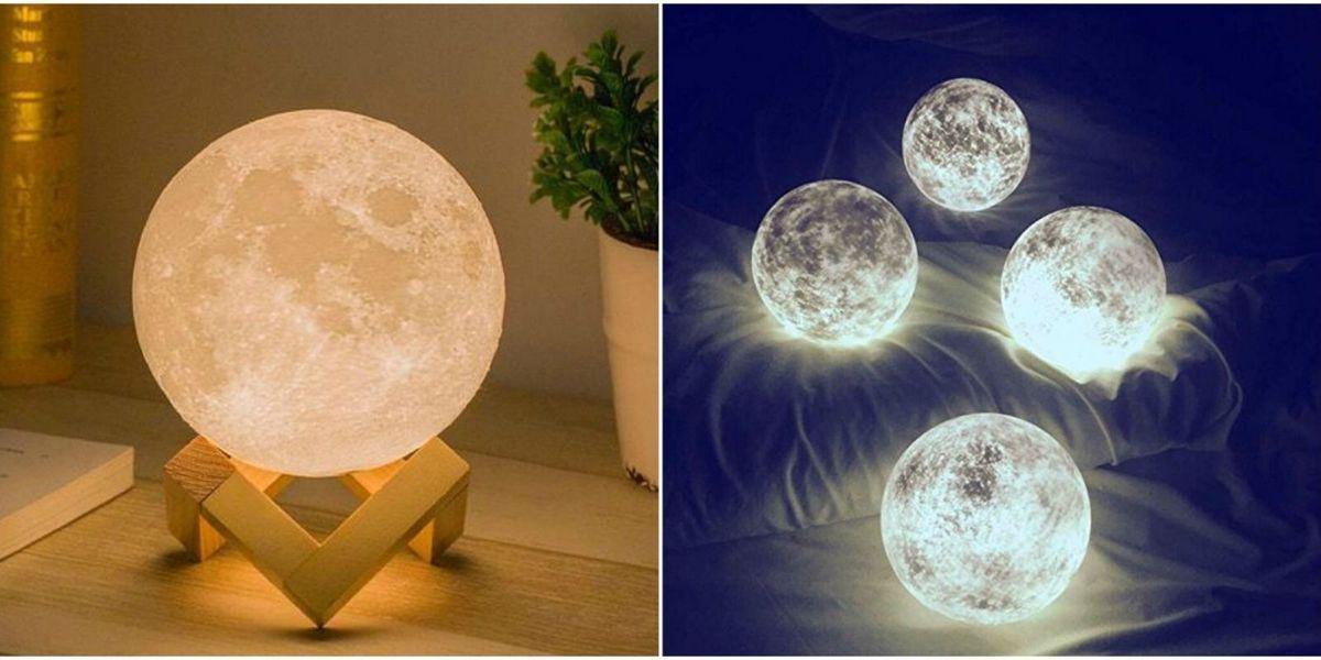 Moon Lamps Sale Lunar Moon Lights Amazon Prime Day 2019