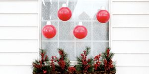 oversized outdoorchristmas ornaments diy