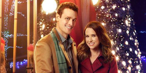 hallmark channel christmas movies - All I Want For Christmas Hallmark Movie