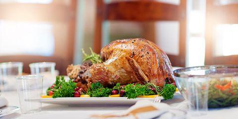 Dish, Food, Turkey meat, Hendl, Cuisine, Meal, Drunken chicken, Thanksgiving dinner, Ingredient, Garnish,