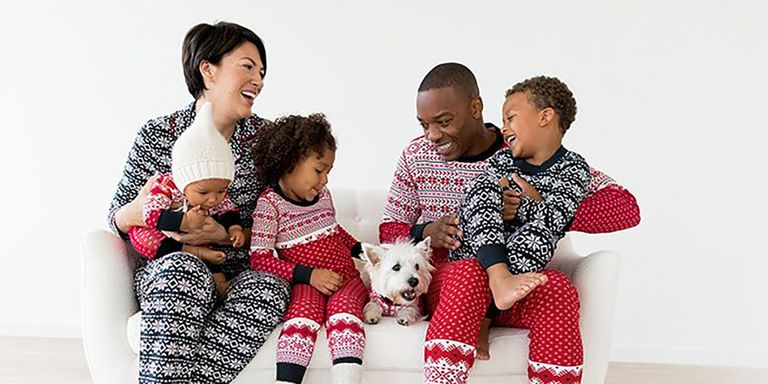 15 Matching Family Christmas Pajamas Cute Holiday