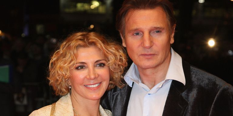Liam neeson natasha richardson marriage natasha for Natasha richardson liam neeson wedding