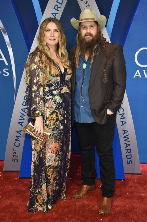 morgane and chris stapleton